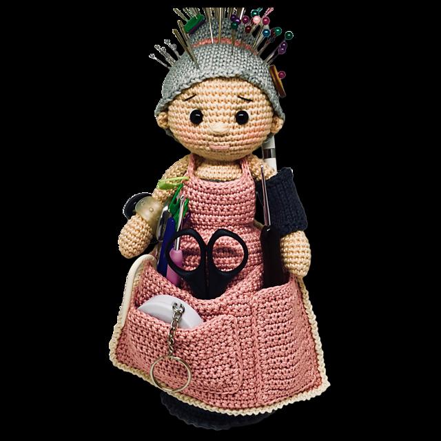 crafter granny amigurumi
