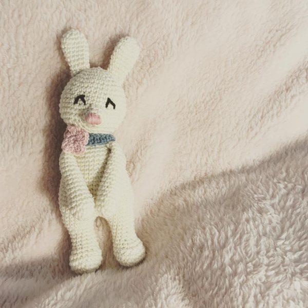 cuddle me bunny amigurumi