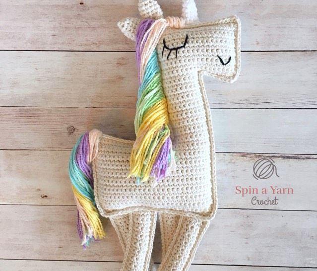 Free unicorn crochet pattern: Amigurumi (Free Amigurumi Patterns ... | 546x639