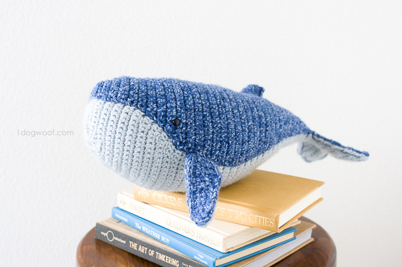 Shark Kawaii Cuddler™ - Free Crochet Pattern | Yarn crafts ... | 533x800