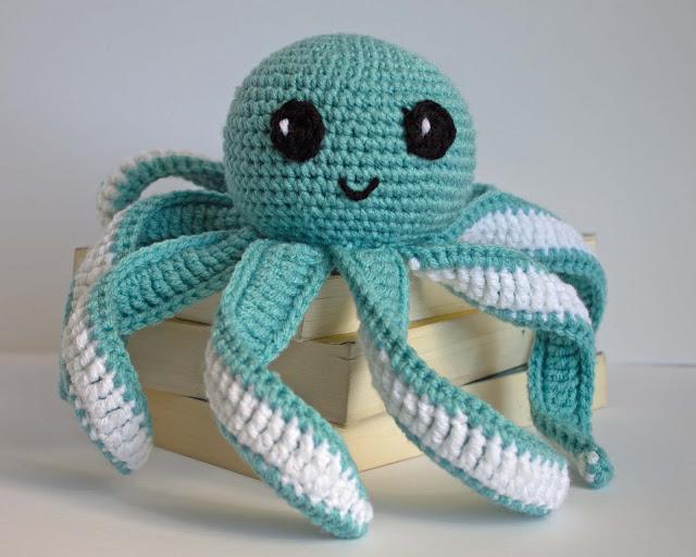 octopus amigurumi pattern