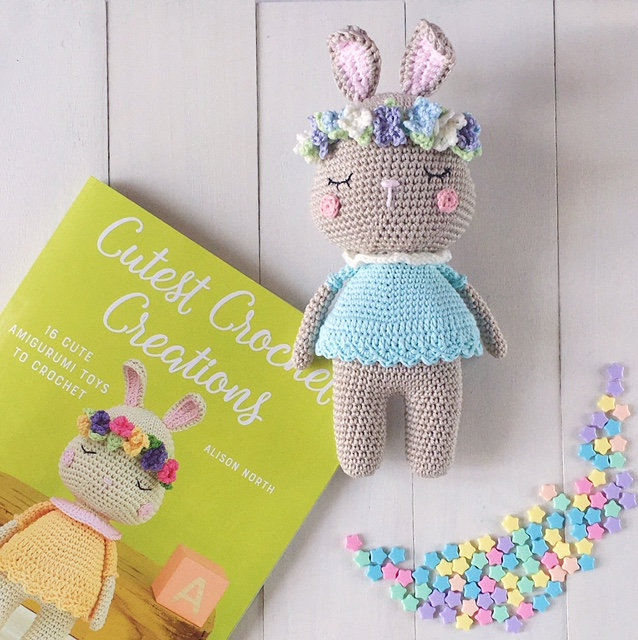 Amigurumi Crochet Patterns Book Edward's Menagerie: Over | Etsy | 640x638