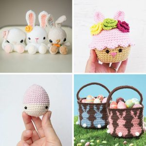 8 Free Easter Amigurumi Patterns