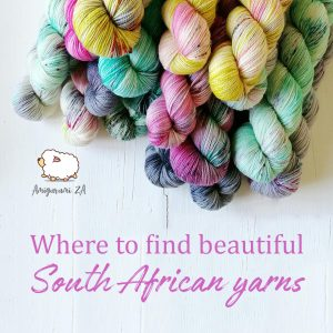 Where to find locally made South African yarns