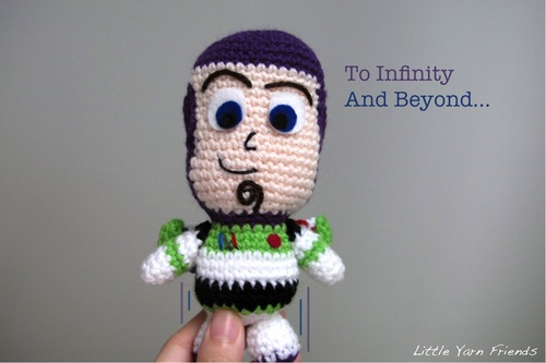 TOP 10 Free Crochet Patterns Inspired by Disney | 333x500