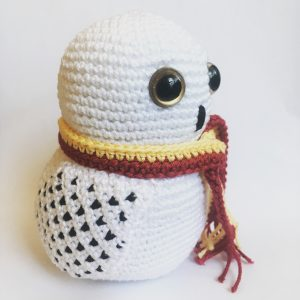 DIY Amigurumi Crochet Kit | Owl