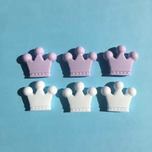 Silicone Beads | Crowns